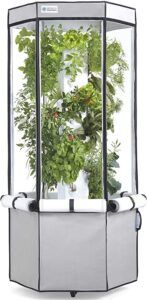 Aerospring 27-Plant Vertical Hydroponics Indoor Growing System