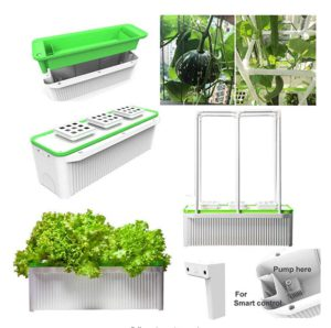 Big Smart Indoor Hydroponic Planter