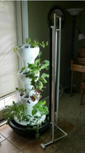Light Stand for Foody Vertical Garden