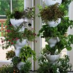 Ebb and Flow Hydroponic Systems - Go Vertical!
