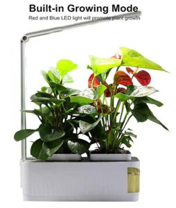 Indoor Smart Herb Garden Hydroponics Growing System