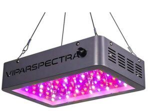 ViparSpctra 600 Watt LED Grow Light Review