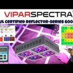 ViparSpectra 600 Watt LED Grow Light Review