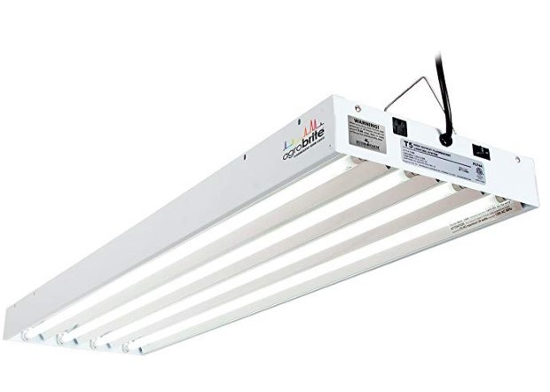 Hydrofarm AgroBrite T5 Fluorescent Grow Light